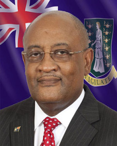 HEALTH MINISTER, HON. RONNIE SKELTON