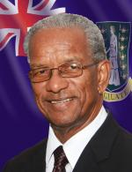 British Virgin Islands Premier, Dr. The Honourable D. Orlando Smith