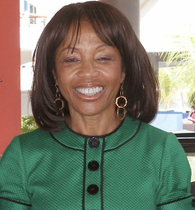 First Lady Lorna Smith