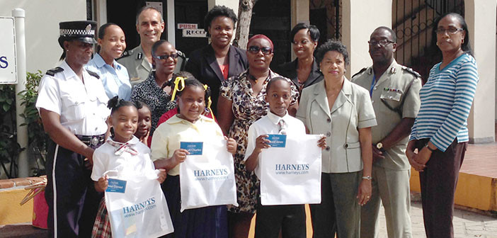 POLICE WEEK ESSAY CONTEST WINNERS AWARDED