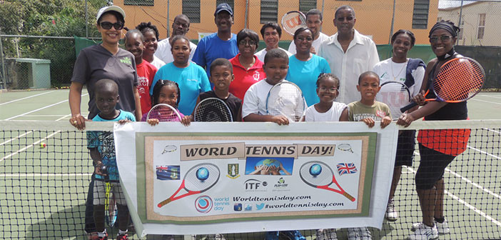World Tennis Day