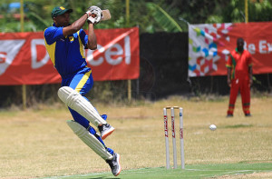 Despite announcing plans to retire from cricket, Brent Defreitas played his first game this season for defending champions, Vincy, but it was not enough as Grenada got the victory.