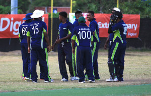 Cavaliers are tied on points with Vincy, and Grenada following their victory against Jamrock on Sunday, April 20.