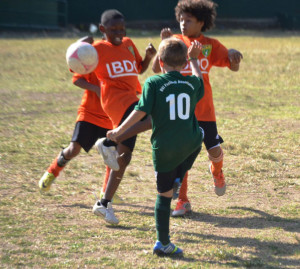 Cedar Green and First Impressions shared the points in a top of the table U9 clash in the BDO Primary School League