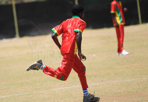 Irvin Lewis: Grenada's pacer, Irvin Lewis has quickly become a crowd favourite in the Digicel Twenty/20 tournament.