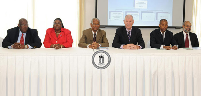 High Level Meeting Launches BVI National Risk Assessment Plan