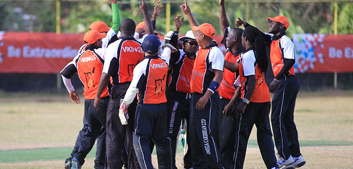 Cricket: First Win For Vikings