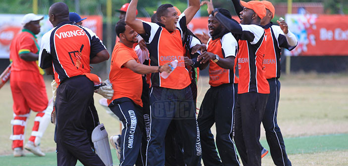 Digicel T-20 Update: Vikings By 1 Run & Cavaliers Back On Track With Victory
