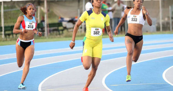 Harrigan-Scott, Gumbs golden in revived OECS track Championships