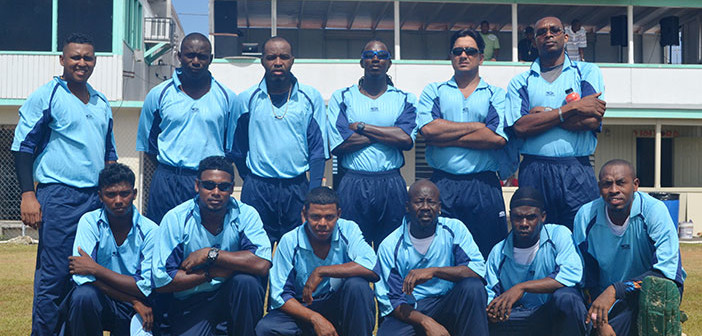 BVI Finishes Third At VICE Cricket Tournament