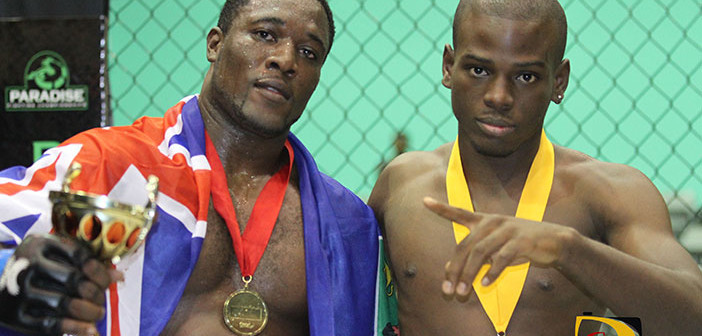Donovan, Samuel shine in MMA bouts with T&T, USVI
