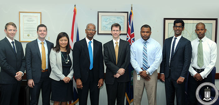 Bvi Government To Chart New Direction For Financial Services Industry
