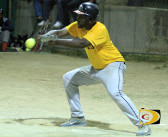 Power Outage, Pythons lead men and women's Softball series