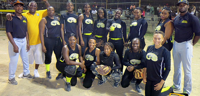 Pythons 3-peat as Softball champs while Pirates force 6th game