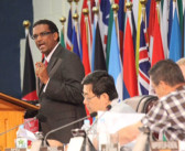 BVI represents overseas territories at historic United Nations conference