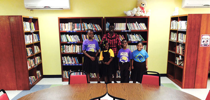 FLPS starts school year with 3,000 new library books