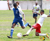 BVI Women shut down St Thomas Football team for 5-0 win