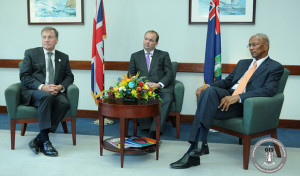 11-OCT-2014--JOINT-PRESS-BRIEFING-WITH-NEW-MINISTER-FOR-OVERSEAS-TERRITORIES