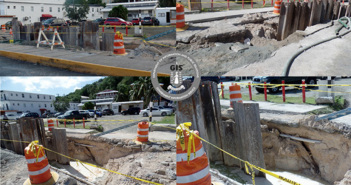 Works On The National Sewerage Project Continue In Road Town