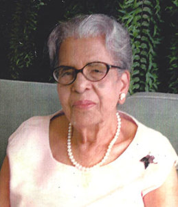 The late Inez Blanche Penn