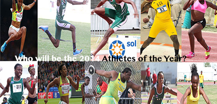 23 Nominated For Bvi Athletes Of The Year Presented By Sol