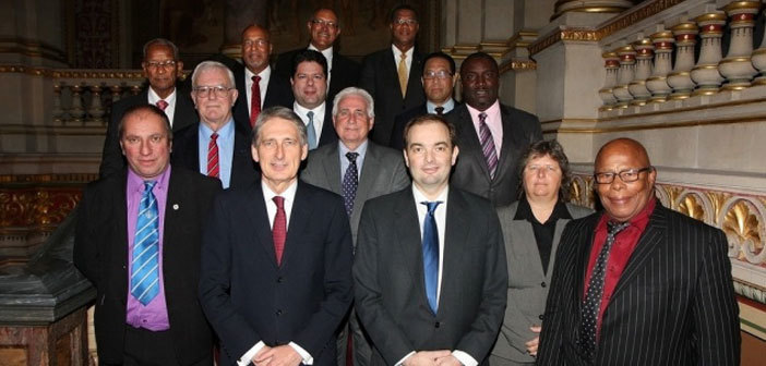 Premier Smith Concludes Joint Ministerial Council In London