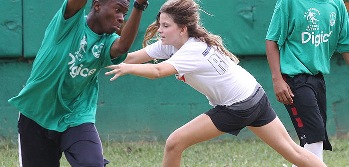 High Schools touch Rugby titles stay with Stoutt, St. George's