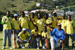 Under The Tree debuted in the Digicel Twenty 20 league, whipping Road Town Wholesale by eight wickets