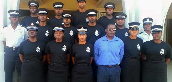 New Police Recruits Enter Fifth Week Of Training