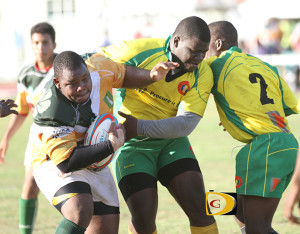 Sunday's 22-15 victory over St. Vincent & the Grenadines, avenged a 24-22 loss last year at the A. O. Shirley Recreation Grounds