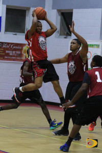 The innocent pays for the guilty. All action in the Hon. Julian Fraser Save The Seed Basketball League has been halted, because of players' behavior