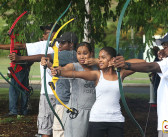 Bvi Archery Association Training New Batch Of Instructors