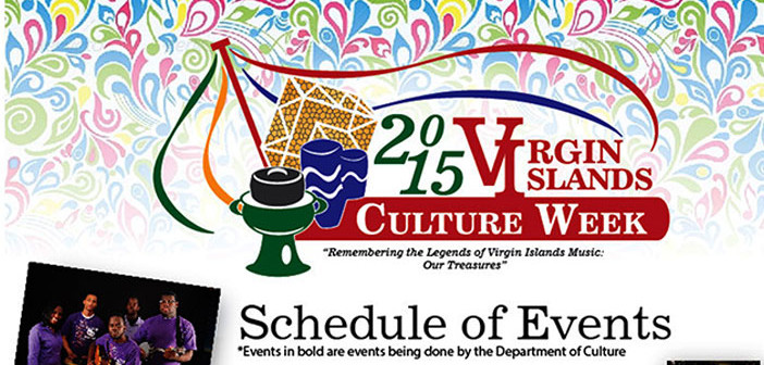 2015 Virgin Islands Culture Week