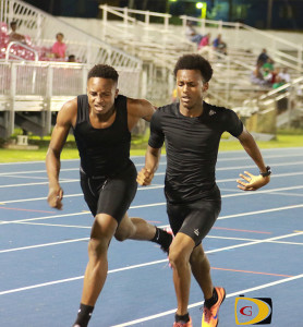 The National Jr. Championships will also serve as the Carifta Games trials