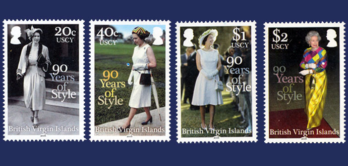 Premier Reminisces About Olden Days At Unveiling Of The Queen's 90th Birthday Stamps