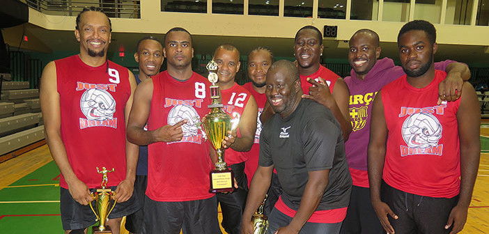 Just Dream Sweeps Raw Power To Reclaim The Bvi Volleyball Title
