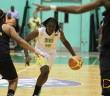 Shaliqua Fahie was the BVI's leading scorer in every game of the 2016 CBC U16 Championships in Guyana
