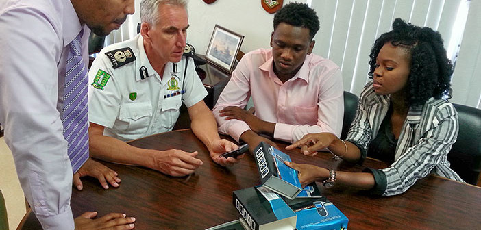 Reaching Out Foundation Purchases Breathalyzers For RVIPF