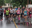 Fall road racing began in Carrot Bay with Saturday's Ceres Juices 10K Series race #3.