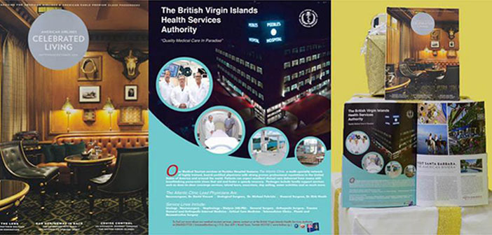 Peebles Featured Internationally Promoting Medical Tourism