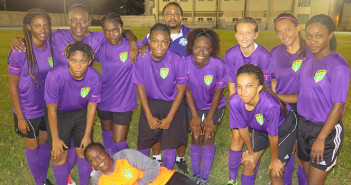 Women's Football League Starts With Ball Stars Topple Panthers, 2-1
