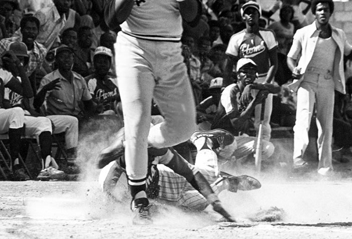 1976: Softball Series