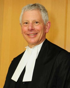 Justice Barry Leon, High Court Judge for the Commercial Division of the Eastern Caribbean Supreme Court in the British Virgin Islands