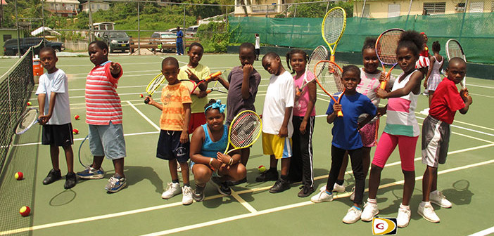 BVI Tennis Association Programs Ending With Jr. Tournament