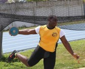 Gumbs Kick Off Development Series With Youth Record Discus Throw