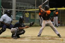 Action in the 2017 BVI Softball Association league opener is set for March 11