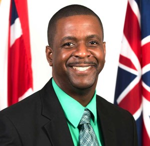 Hon. Andrew Fahie, Chairman Virgin Islands Party