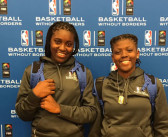 Pickering, Fahie Share 'Amazing Experience' At Nba's Bwb Camp