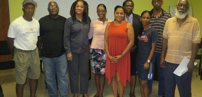 "Terry ""Chino"" Chinnery Elected Bvi Softball Association President"