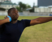Djimon Gumbs Shatters His Shot Put Youth Record